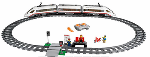 Lego City - High Speed Passenger Train (Ages 6+)