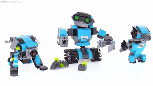 Lego Creator 3 in 1 - Robo Explorer (Ages 7+)