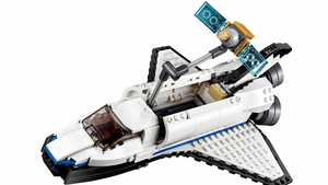 Lego Creator 3 in 1 - Space Shuttle Explorer (Ages 7+)