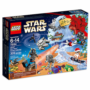 Lego Star Wars Advent Calendar (Ages 6+)