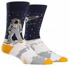 Sock it To Me: One Giant Leap