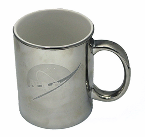 NASA Logo Mug - Lusterware