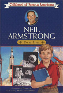 Neil Armstrong Young Flyer