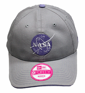 New Era I Need My Space Ladies Hat - Gray