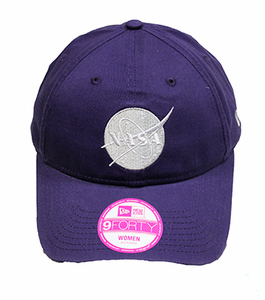 New Era I Need My Space Ladies Hat - Purple