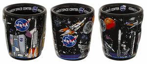 NASA Souvenir Shotglasses