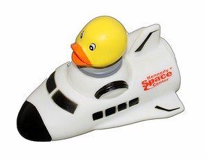 Space Shuttle Duck