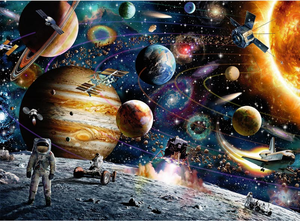 Ravensburger Puzzle - Man on the Moon (Ages 4+)