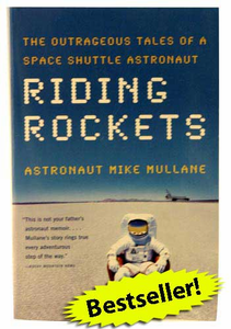 Riding Rockets - Paperback