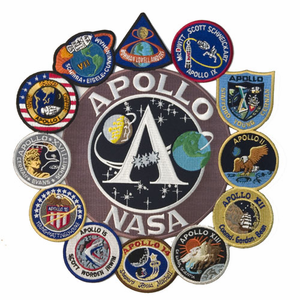 Souvenir Apollo NASA Collage