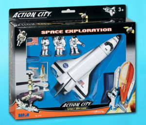 Space Exploration Toy Set