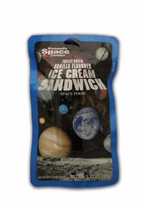 Astronaut Food Ice Cream Space Food