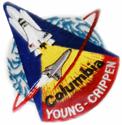 Space Shuttle Columbia - Mission Patch