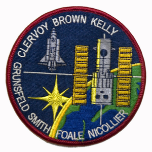 STS-103 Space Shuttle Discovery