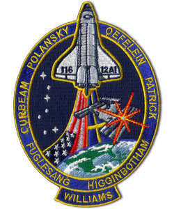 cool space mission patch - photo #36