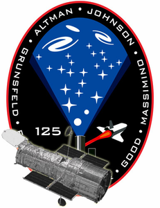 STS-125 Space Shuttle Atlantis