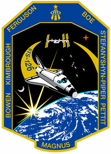 STS-126 Space Shuttle Endeavour
