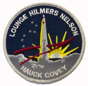 STS-26 Space Shuttle Discovery
