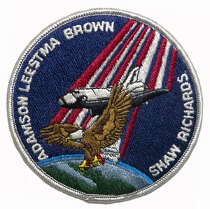 STS-28 Space Shuttle Columbia