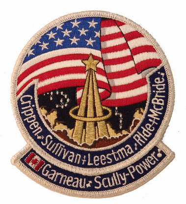 space shuttle challenger mission patch - photo #17