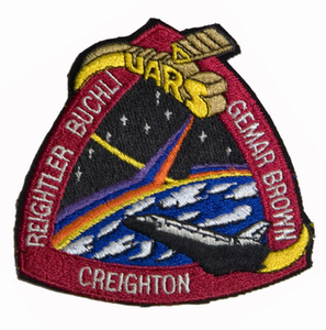 STS-48 Space Shuttle Discovery