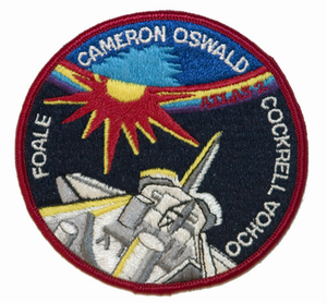 STS-56 Space Shuttle Discovery