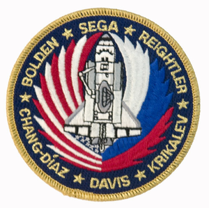 STS-60 Space Shuttle Discovery