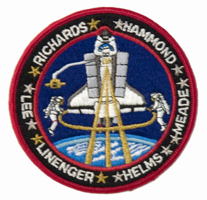 STS-64 Space Shuttle Discovery