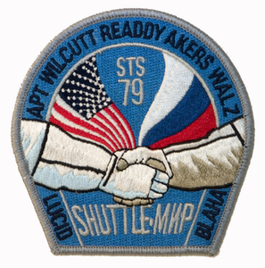 STS-79 Space Shuttle Atlantis