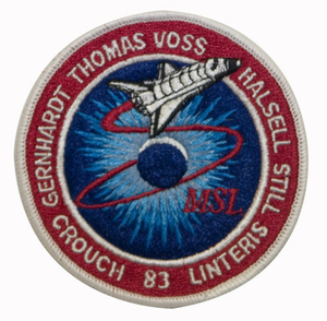 STS-83 Space Shuttle Columbia