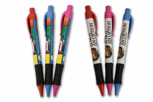 Three Pack Pen Sets - Assorted Styles