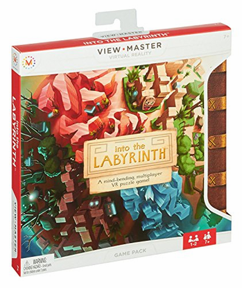 View Master - Into the Labyrinth Pack