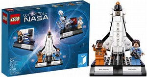 Lego Women of NASA Playset