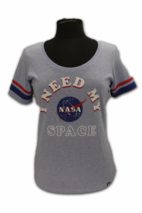 Womens T-Shirt I Need My Space