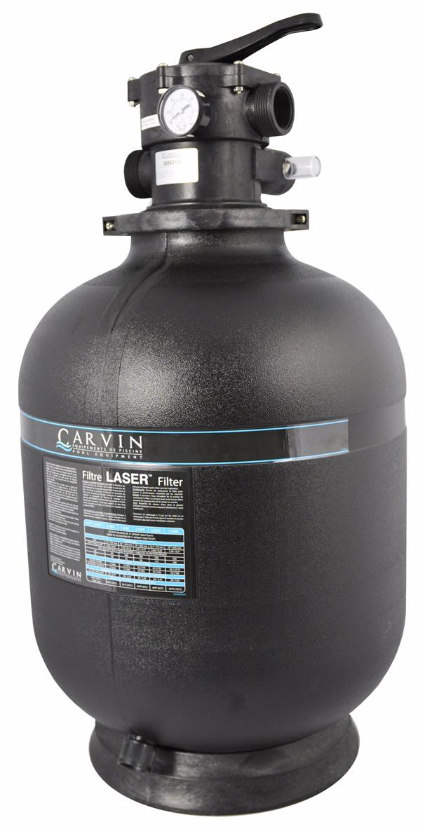 Carvin L192 19 Quot Sand Filter Tank Amp Valve