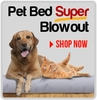 50% Off Pet Beds – Limited Quantity, While Supplies Last