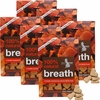 6-PACK Isle of Dogs 100% Natural Breath Dog Treats (72 oz)