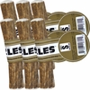 6-PACK Spizzles Elk Antler Dog Chew - Center Cut (Small)
