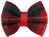 Aria Holiday Bow, Collar, and Santa Hats