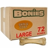 BONIES Skin & Coat Health BULK BOX LARGE (72 Bones)