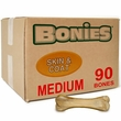 BONIES Skin & Coat Health BULK BOX MEDIUM (90 Bones)