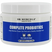 Dr. Mercola Probiotics & Digestion Supplements