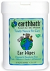 EarthBath Ear and Eye wipes