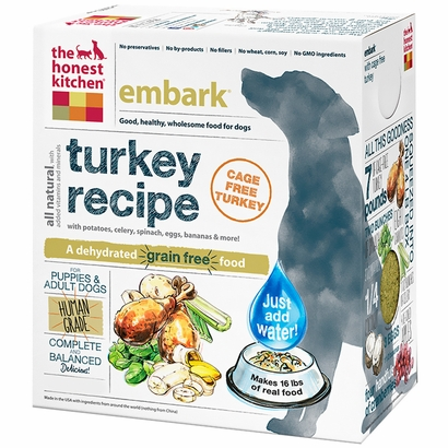 The Honest Kitchen Embark Dehydrated Puppy Food