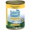 Natural Balance® Limited Ingredient Diets® Cans