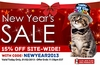 New Year Sale - Cat