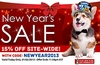 New Year Sale - Dog