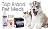 Pet Meds Sale - Top Brand Pet Meds