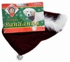 Plush Puppies Holiday Pet Bandanas