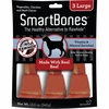 SmartBones Large Beef Chews (3 Pack)